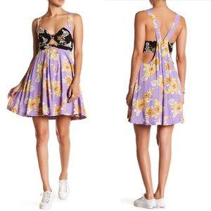  NWT Free People Baby It's You Womens Sundress